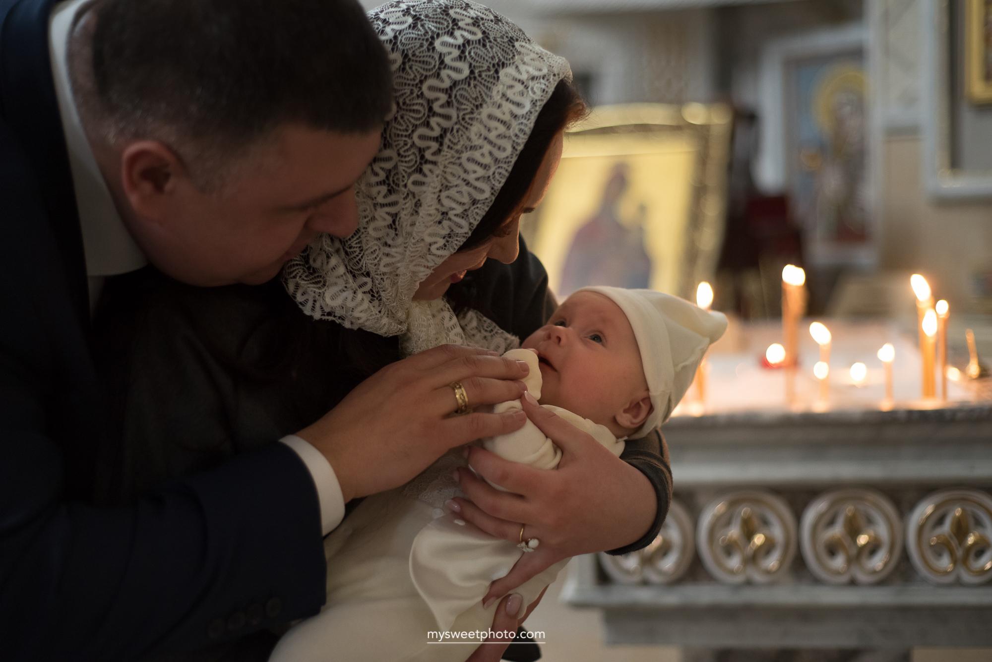 Как отметить крестины ребенка фото
