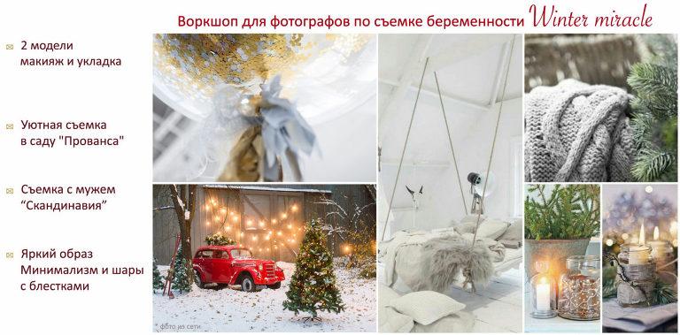 воркшоп для фотографов по съемке беременности киев